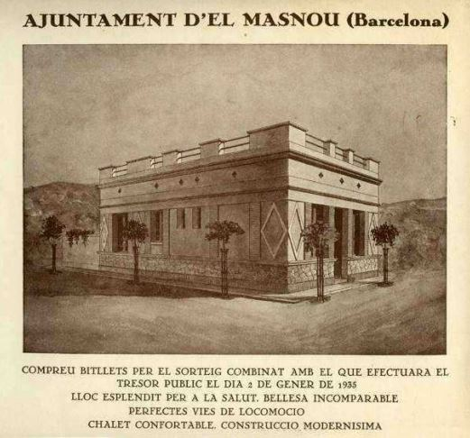 "Document de l'exposició virtual ""La República al Masnou"""
